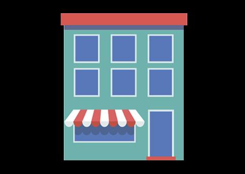 Для магазинов, фирм, баз отдыха