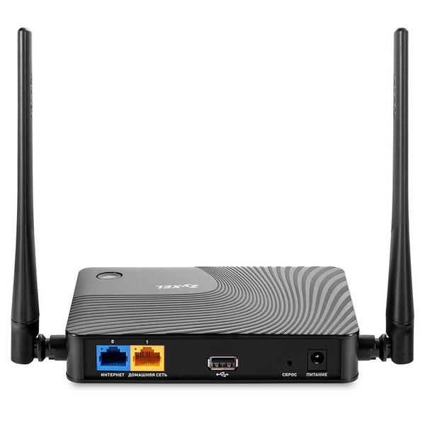 Wi-Fi роутер ZeXEL Keenetic 4G