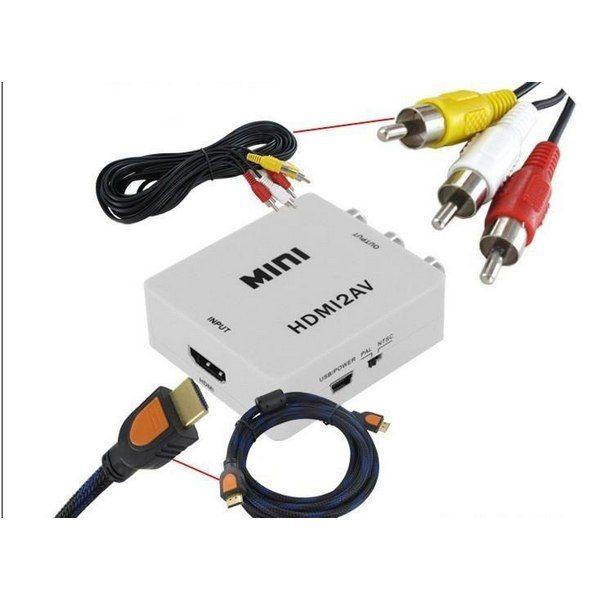 переходник HDMI-RCA Триколор ТВ