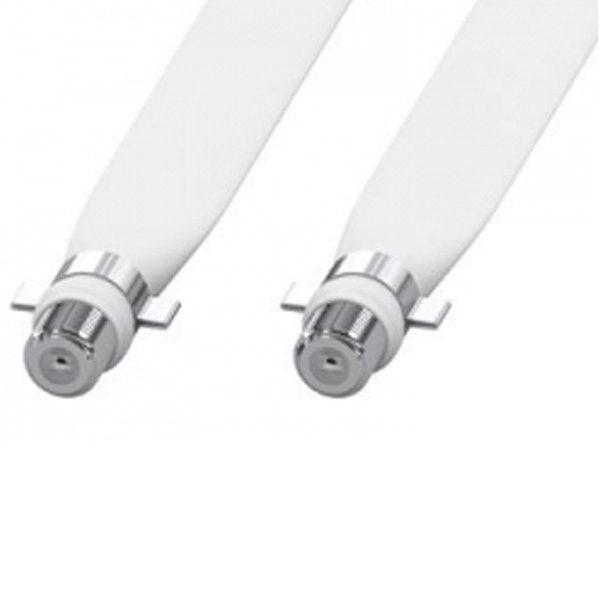 переходник плоский кабельный триколор