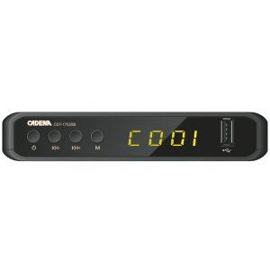 Приемник цифровой эфирный CADENA CDT-1753SB